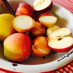 Apples and Onions, Delicious!